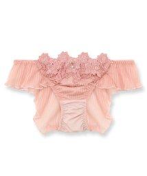 fran de lingerie/Elegance Rose エレガンスローズ コーディネートフレアショーツ/502955956