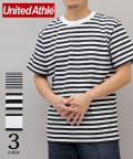 AMS SELECT/【United Athle/ユナイテッドアスレ】5.6オンスボーダーTシャツ/大きめ/502956392