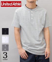 AMS SELECT/【United Athle/ユナイテッドアス】5.6オンスヘンリーネックTシャツ/大きめ/502956394