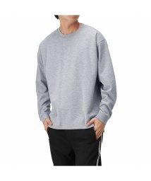 MAC HOUSE(men)/Simplify ポンチクルーネックTシャツ 01-7272P-VJ/502956406
