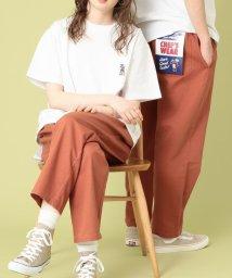 """coen/【女性にもオススメ】シェフパンツ""""CHEF PANTS""""(一部WEB限定カラー)(イージーパンツ/バルーンパンツ/チェック/ストライプ)#/502957651"""