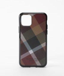 BLACK LABEL CRESTBRIDGE/クレストブリッジチェックi-Phone 11pro ケース/502957946