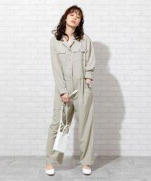 coen/【WEB限定】ジャンプスーツ/502957958