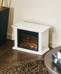En Fance/暖炉型即暖セラミックファンヒーター HD-100WH/502885567