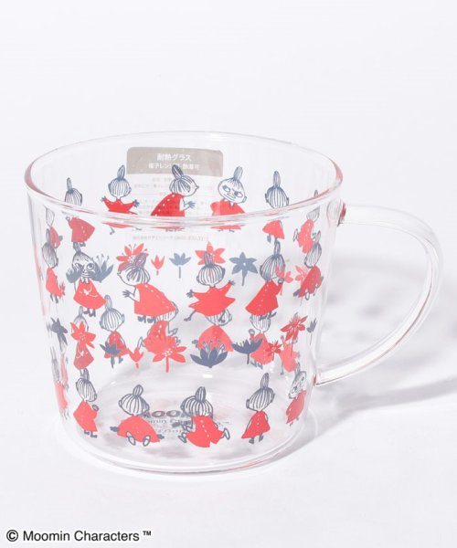 Afternoon Tea LIVING(アフタヌーンティー・リビング)/Moomin×Afternoon Tea/耐熱マグカップ/GG7020200915