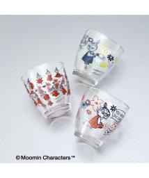 Afternoon Tea LIVING/Moomin×Afternoon Tea/タンブラー3個セット/502925727