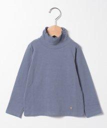 petit main/オーガニックコットン ハイネックTシャツ/502943618