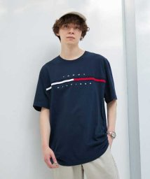 TOMMY HILFIGER MENS/トミーヒルフィガー ロゴ Tシャツ / TINO TEE/502946421