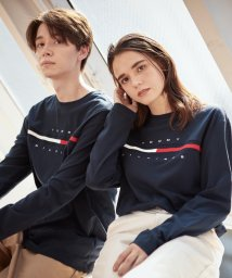 TOMMY HILFIGER MENS/トミーヒルフィガー ロゴ ロング Tシャツ / TINO TEE L/S/502946423