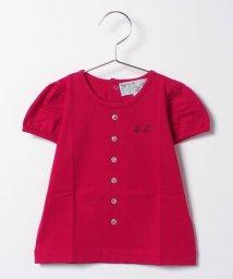 agnes b. ENFANT/K304 L TS ベビー トロンプルイユTシャツ/502949739