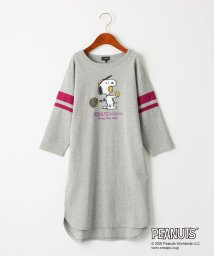 green label relaxing (Kids)/【ジュニア】PEANUTS プリントワンピース/502952771