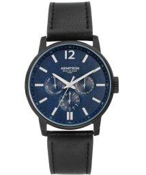 ARMITRON NEWYORK/ARMITRON 腕時計 アナログ レザーウォッチ 3サブダイヤル/502953160