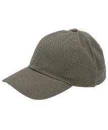 BACKYARD/NEWHATTAN ニューハッタン #1400 stonewash Baseball Caps solid/502955392