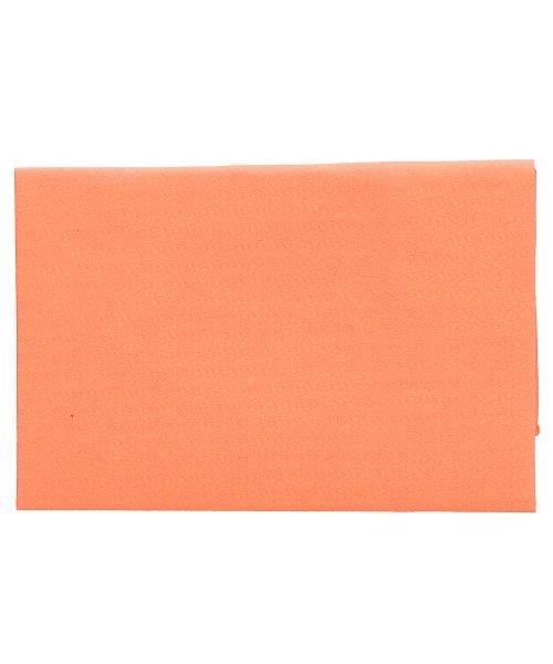 【22%OFF】 バックヤードファミリー 東レ トレシーカラークロス 19cm×19cm ユニセックス オレンジ 19×19cm 【BACKYARD FAMILY】 【セール開催中】