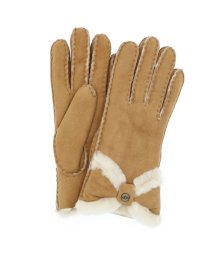 BACKYARD/UGG アグ W SHEEPSKIN TURNED BOW GLOVE/502955558