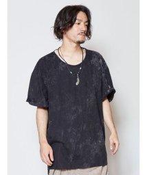 CAYHANE/【チャイハネ】yul アシッドウォッシュメンズTシャツ TLG-0401/502958808
