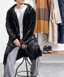 Nylaus/SKKONE マイクロベロア フーデット 着る毛布/502959651