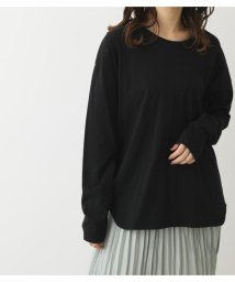 Avan Lily/ルーズシャツカットロンT/502960137