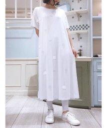 gelato pique/ピケメッセージカードドレス/502961487