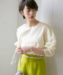 KBF/WEB限定 袖タックブラウス/502962525