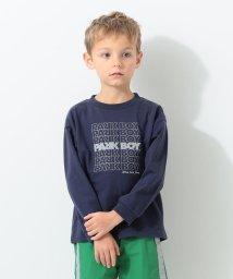 こどもビームス/THE PARK SHOP / リフレクター BOY ロングスリーブ 20(95~135cm)/502962725