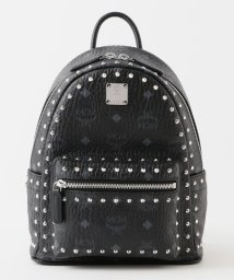 LOVELESS WOMEN/【MCM】WOMEN バックパック STARK OUTLINE STUDS BACKPACK MINI MMK8AVE62/502874235