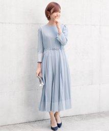 STRAWBERRY FIELDS/◆ソアパールジョーゼット  ドレス/502892376