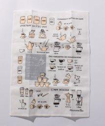 Afternoon Tea LIVING/カフェ柄かやふきん/502925677