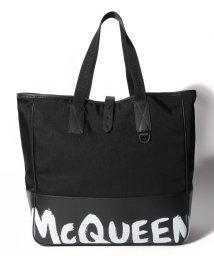 Alexander McQueen/【メンズ】【ALEXANDER MCQUEEN】トートバッグ/SHOPPER 35/502927535