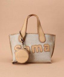 Samantha Thavasa/サマタバトートバッグ 小(リサイクルリネンVer.) /502932566