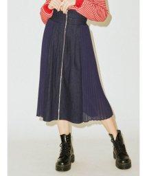 jouetie/ハイウエストZIPプリーツスカート/502935463