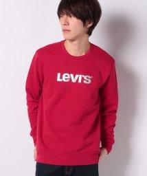 LEVI'S MEN/GRAPHIC CREW SWTSHIRT- G METALLIC LEVI'S/502936988