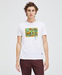 SISLEY/コットンアートプリント半袖Tシャツ・カットソー/502941486