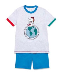 BENETTON (UNITED COLORS OF BENETTON BOYS)/【SNOOPYコラボ】スヌーピー&アース半袖パジャマセット/502952882