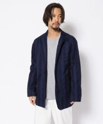 UNCUT BOUND/NEEDLES(ニードルズ) Arrow JKT cotton leno cloth/502962787