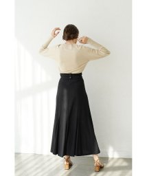 CLANE/WAIST PIPING MERMAID SKIRT/502963097