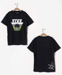 s.a.gear/エスエーギア/キッズ/BOY半袖グラフィックTEE FIVE/502963281