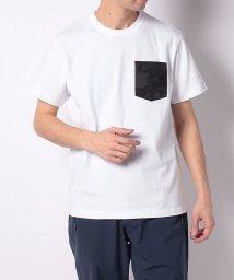 TARAS BOULBA/タラスブルバ/メンズ/カモフラ胸ポケットTシャツ/502963305