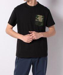 TARAS BOULBA/タラスブルバ/メンズ/カモフラ胸ポケットTシャツ/502963306