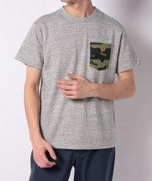 TARAS BOULBA/タラスブルバ/メンズ/カモフラ胸ポケットTシャツ/502963307