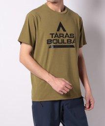 TARAS BOULBA/タラスブルバ/メンズ/ビックロゴTシャツ/502963310