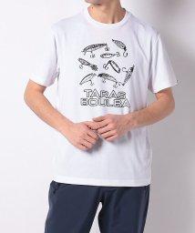 TARAS BOULBA/タラスブルバ/メンズ/レトロプリントTシャツ/502963312