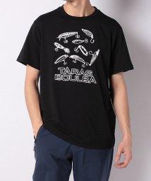 TARAS BOULBA/タラスブルバ/メンズ/レトロプリントTシャツ/502963313