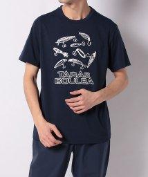 TARAS BOULBA/タラスブルバ/メンズ/レトロプリントTシャツ/502963315