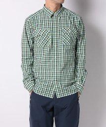 Alpine DESIGN/アルパインデザイン/メンズ/長袖チェックシャツ/502963333