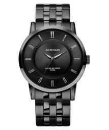 ARMITRON NEWYORK/ARMITRON 腕時計 アナログウォッチ ブラックダイヤル/502963492