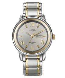 ARMITRON NEWYORK/ARMITRON 腕時計 アナログ デイ&デイト ブレスレットウォッチ/502963493