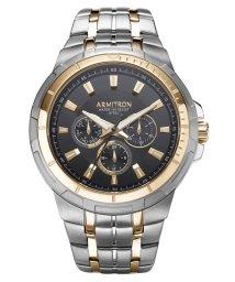 ARMITRON NEWYORK/ARMITRON 腕時計 アナログ ブレスレットウォッチ 3サブダイヤル/502963494