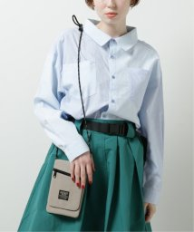 DOUBLE NAME/ポケ付きクレイジーシャツ/502963642