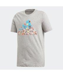 adidas/アディダス/キッズ/B MH GAMEイラスト BOS Tシャツ/502964911